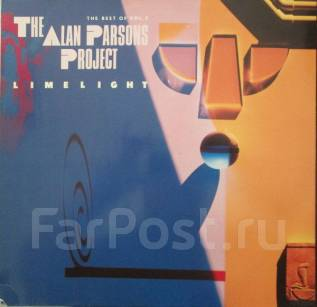 "Винил Alan Parsons Project ""Limelight - The best vol.2"" 1987 Germany"