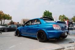 Спойлер на заднее стекло. Subaru Impreza WRX, GDA, GD, GD9, GDB Subaru Impreza WRX STI, GDB