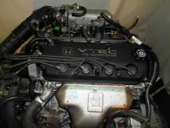 Двигатель в сборе. Honda Torneo, E-CF4, GF-CF5, GF-CF4, E-CF5 Honda Accord, E-CF5, E-CF4, GF-CF5, GF-CF4 Двигатель F20B
