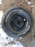 BFGoodrich Rugged Trail T/A. Всесезонные, 2004 год, износ: 5%, 1 шт