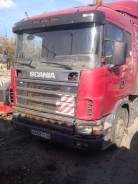 Scania. R114 GA4XJNA 380 тягач седельный, 10 640 куб. см., 18 600 кг.