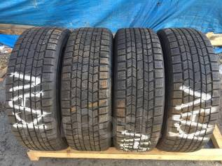 Dunlop DSX. Зимние, без шипов, 2013 год, износ: 10%, 4 шт