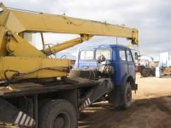 МАЗ Ивановец. Автокран, 11 150 куб. см., 14 000 кг., 14 м.