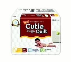 Cutie Quilt. 3-7 кг 64 шт