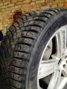 Michelin Latitude X-Ice North. Зимние, шипованные, 2014 год, износ: 10%, 4 шт