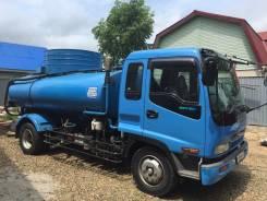 Isuzu Forward. Продаётся грузовик -ассинизатор Isuzu forward, 8 200 куб. см.