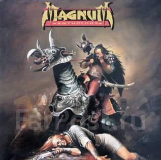 """Винил Magnum """"Anthology"""" 2LP 1985 England"""