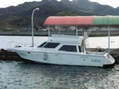 Yamaha SC-32. Год: 1999 год, длина 10,00м., двигатель стационарный, 380,00л.с., бензин. Под заказ