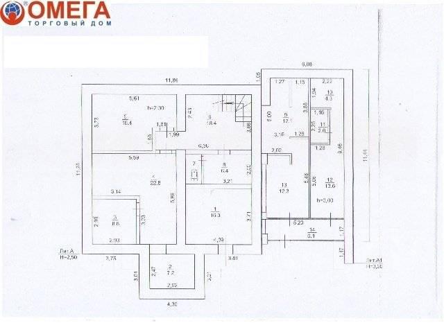 Седанка: дом и участок в престижном месте, ул. Шишкина. Улица Шишкина, р-н Седанка, площадь дома 528 кв.м., централизованный водопровод, электричеств...