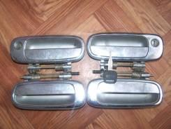 Ручка двери внешняя. Toyota Carina ED, ST183, ST182, ST181, ST180
