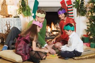 Скучно Зимним Вечером? Настольные Игры в Подарок!
