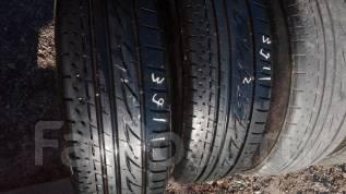 Bridgestone Playz RV. Летние, 2014 год, износ: 10%, 2 шт