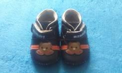 Пинетки-ботинки. 16 – 17, 18
