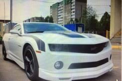 Обвес кузова аэродинамический. Chevrolet Camaro
