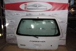 Дверь багажника. Subaru Forester, SF5 Двигатели: EJ205, EJ20G, EJ20J, EJ202