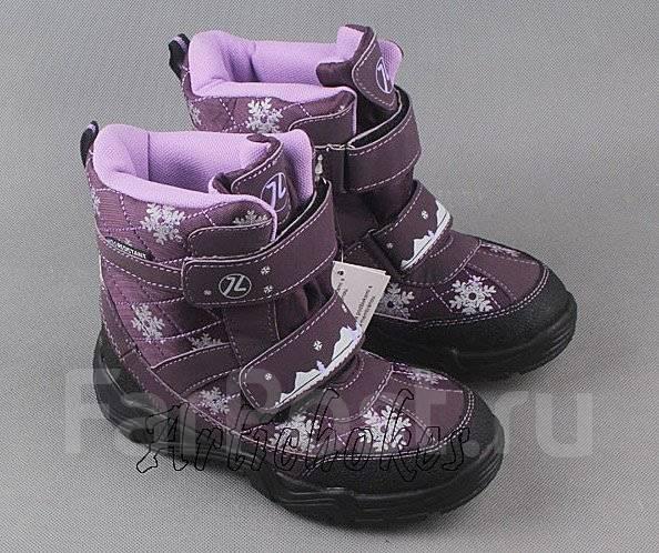 8364d8181 Ботинки мембранные зимние ТМ Junior league р-ры 35 - Детская обувь ...
