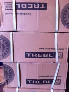 Trebl 9987. 7.0x17, 5x114.30, ET39, ЦО 60,1мм.