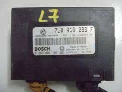 Блок управления парктроником. Volkswagen Touareg, 7LA,, 7L6,, 7L7, 7LA, 7L6
