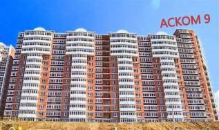 2-комнатная, улица Ватутина 4д. 64, 71 микрорайоны, агентство, 63 кв.м. Дом снаружи