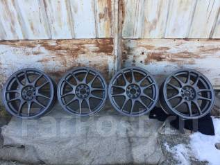 Продам колеса Work Emotion CR-KAI. 7.0x17 4x100.00 ET42 ЦО 60,0мм.