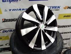 Sakura Wheels. 6.5x16, 5x114.30, ET38, ЦО 67,1мм.