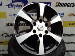 Sakura Wheels. 7.5x17, 6x139.70, ET25, ЦО 106,2мм.