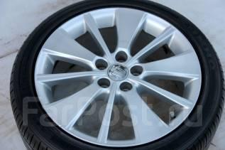 Toyota Crown. 8.0x18, 5x114.30, ET45