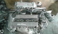 Двигатель в сборе. Nissan: Lucino, Sunny, Rasheen, Bluebird, Pulsar, Presea, Primera, Primera Camino, Avenir, Wingroad Двигатель SR18DE