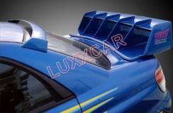 Спойлер. Subaru Impreza WRX STI