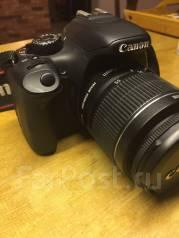 Canon EOS 550D. 15 - 19.9 Мп. Под заказ