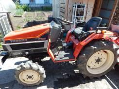 Yanmar F165. Мини-трактор Yanmar f165, 1 300 куб. см. Под заказ