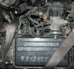 Двигатель. Daihatsu Move, L150S Двигатель EFVE