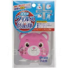 Блокатор вирусов Air Doctor Детский с прищепкой. (Япония)