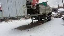 МАЗ 938020-012. Полуприцеп Маз 9.5. метров кузов, 15 000 кг.