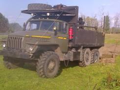 Урал 4320. Продается грузовик , 10 850куб. см., 8 000кг., 6x6