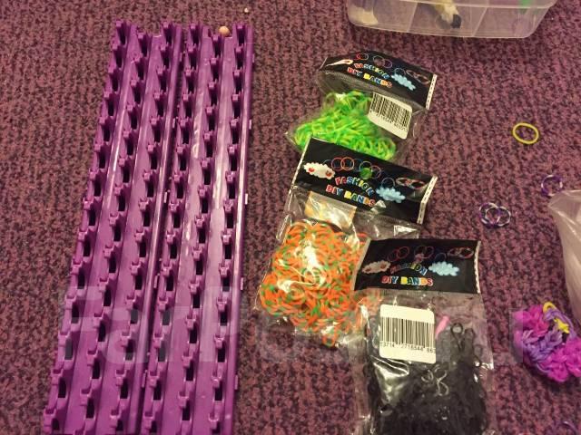 Резинки для плетения reinbow
