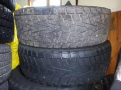 Bridgestone Winter Dueler DM-Z2. Всесезонные, 2009 год, износ: 40%, 2 шт