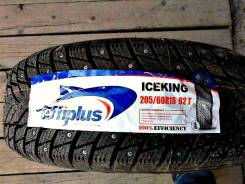 Effiplus Ice King. Зимние, шипованные, 2016 год, без износа, 4 шт