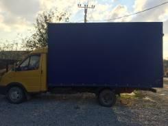ГАЗ 322132. Продаётся ГАЗель 322132 с 4-метровой будкой, 2 464 куб. см., 3 500 кг.