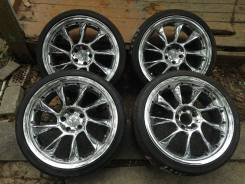 Racing Hart. 9.5x19, 5x114.30, ET35