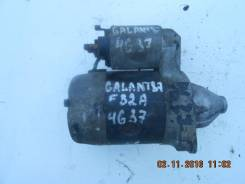 Стартер. Mitsubishi Galant Двигатель 4G37