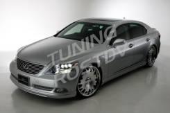 Обвес кузова аэродинамический. Lexus LS600hL Lexus LS460L Lexus LS600h Lexus LS460