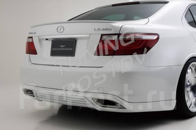Обвес кузова аэродинамический. Lexus LS600h Lexus LS460L Lexus LS600hL Lexus LS460