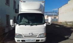 Hino Dutro. Продам грузовой фургон , 4 000 куб. см., 2 000 кг.