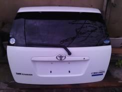 Дверь багажника. Toyota Corolla Fielder, NZE121 Двигатели: 1NZFXE, 1NZFE