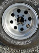 Mickey Thompson. 10.0x15, 6x139.70, ET-50, ЦО 108,0 мм.