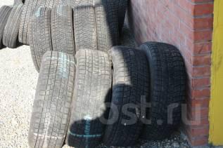 Bridgestone Blizzak DM-V1. Всесезонные, 2010 год, износ: 5%, 4 шт