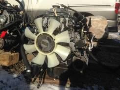 Двигатель. Mitsubishi Delica Space Gear, PF8W, PD8W, PE8W Mitsubishi Delica, PD8W, PE6W, PF8W Двигатель 4M40