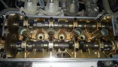 Двигатель в сборе. Toyota Corolla Spacio Двигатель 7AFE