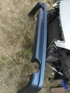 Накладка на бампер. Subaru Legacy, BP